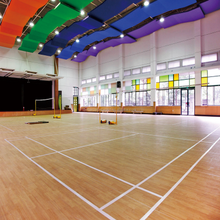 High quality outdoor basketball sports court flooring surface
