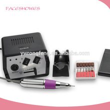 2016 NEW design bits Rechargeable nail drill electric manicure pedicure nail drill handpiece