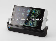 new arravial USB cradle charger Docking station for Blackberry Z 10