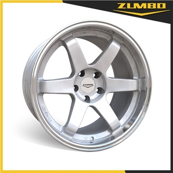 ZUMBO S0026 Best light weight 18 inch car alloy wheels Chrome Mag Concave Alloy Wheels for Cars