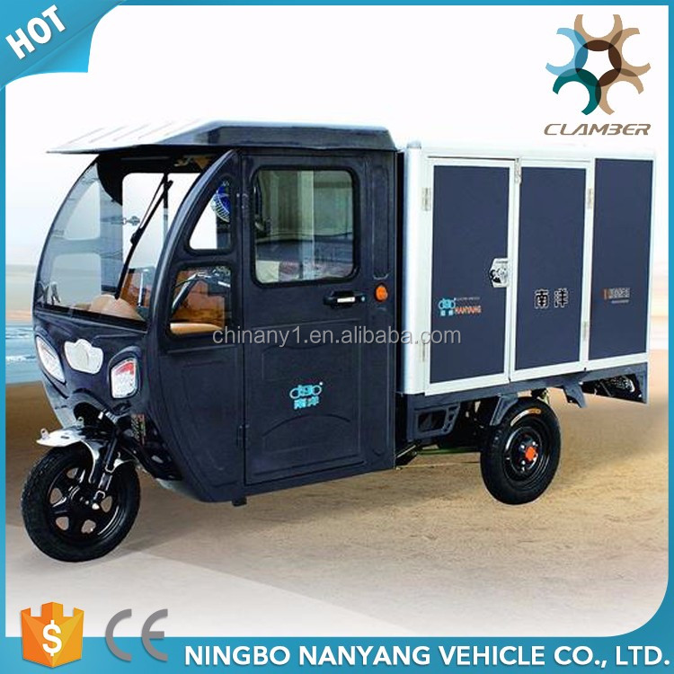 Best Selling Quality-Assured Electric Tricycle Rickshaw