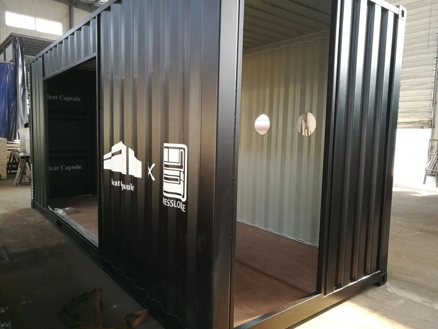 Prefab Shipping Container House For Japan