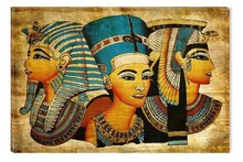 Egyptian painting On Canvas Paintings Art For Home Decoration
