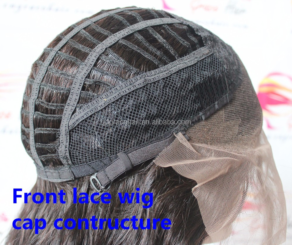 Hot sale brazilian hair human hair full lace wig