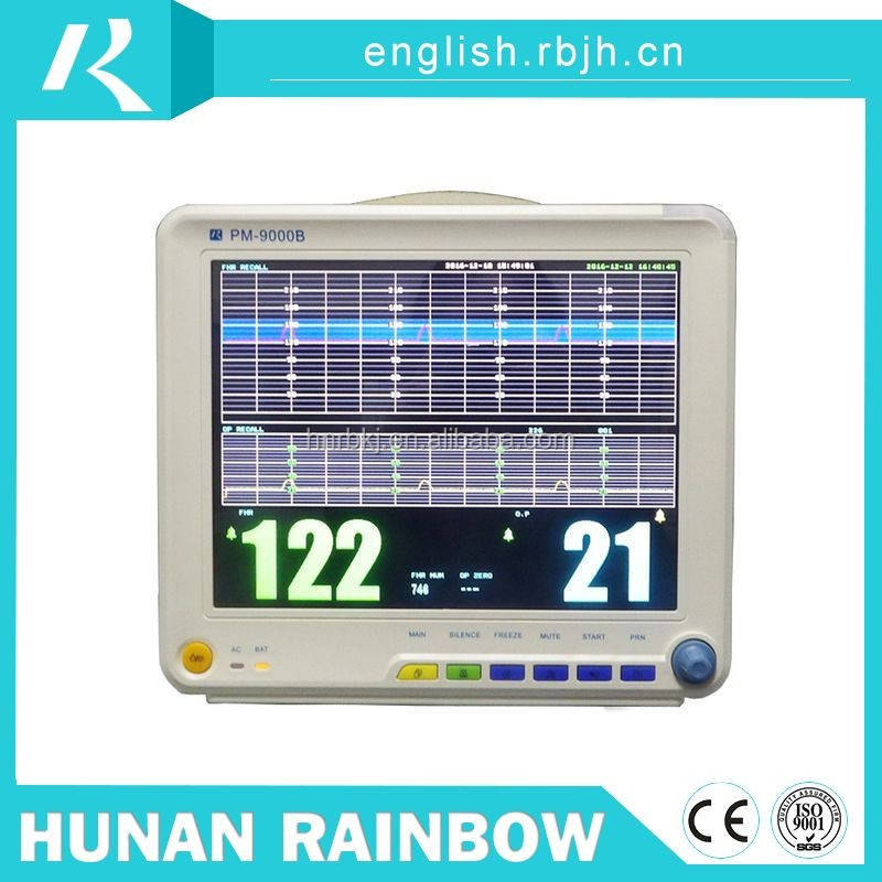 New product hot selling obstetrics used fetal monitor