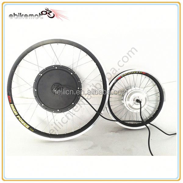 2 years warranty 48v 1000w electric bike kit/kit bike electric 1000w tricycle conversion kits