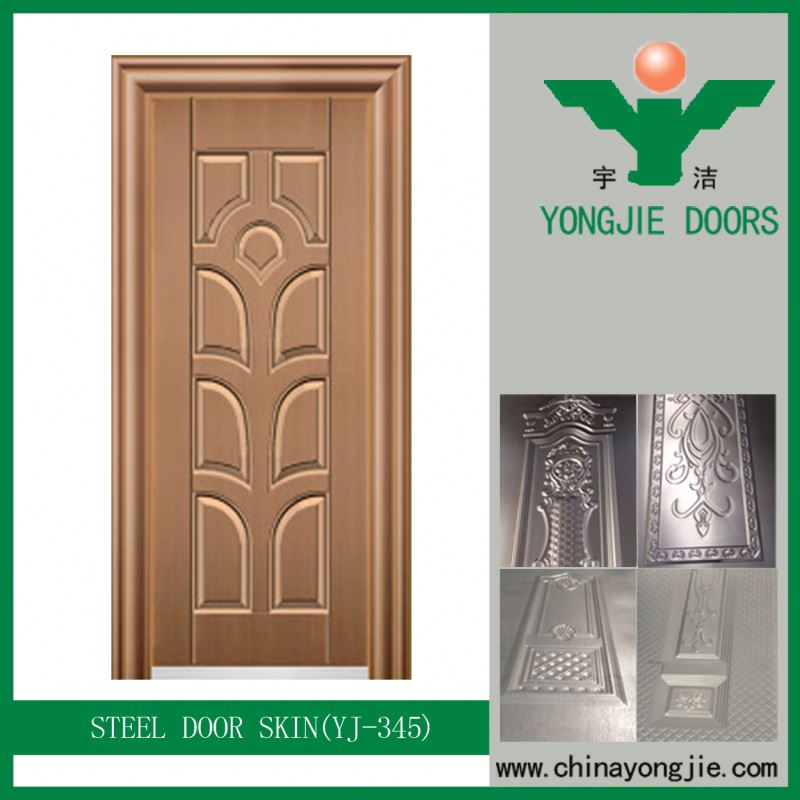 Cold Rolled Steel Door Skin From China Workshop