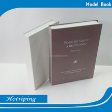 Customized size, material, design european style decorative book(XM)