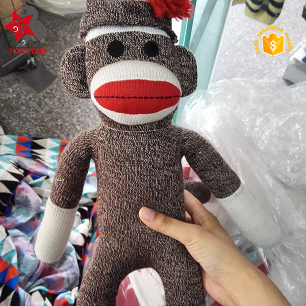 Hot Toy for Kid Custom Wholesale Sock Monkey