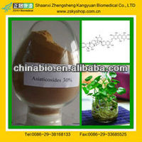 GMP Manufacturer Supply Pure Gotu Kola Herb Extract