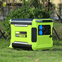 Philippines 3000 watt 3000w 3kw inverter high low rpm high output dynamo sound proof silent generator for home use