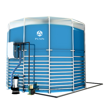 Renewable Energy Biogas Power Generating Plant