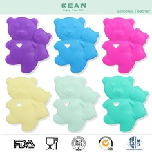 Lovely Animal Shape High Quality Silicone Baby Teether