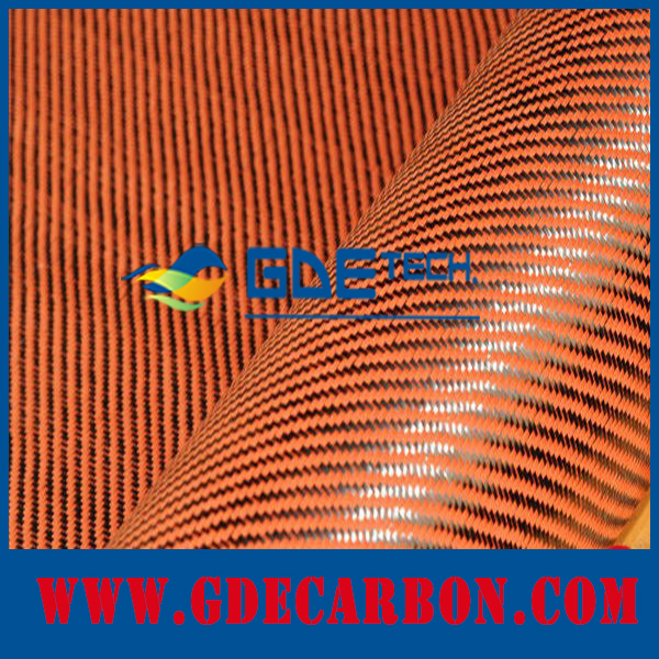 Kevlar Aramid Fiber Fabric for for Table Tennis Pats in different color in stock
