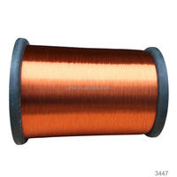 enameled wire ECCA large spools for wire copper clad aluminum wire
