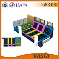 Competitive Price Factory sell plastic Fast delivery 18 ft trampoline for top quality
