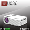 Dowlab Factory 2016 New portable projector,multimedia projector UC36
