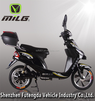 2017 hot sale 48V green city sport mobility electric scooter