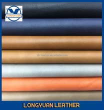 100% PU Leather Fabric Synthetic Leather for Shoe