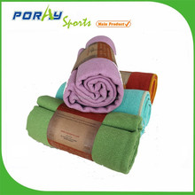 Custom Popular Long High quality Recycled Microfibre yoga towel