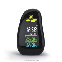 decorative color screen wireless professional Weather Station