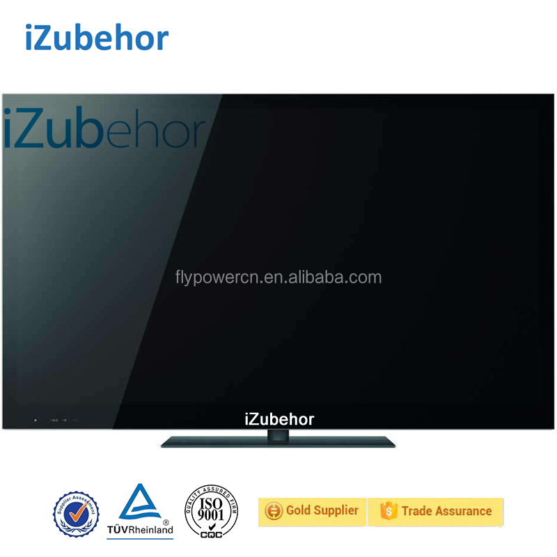 Izubehor 2017 new design flat screen LED TV 32/ 43/ 49/ 55/ 65 inch smart TV with wholesale price