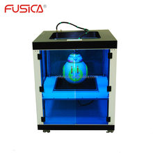 Made in china 400*400*600mm large build size big sls 3d printer machine kit for sale