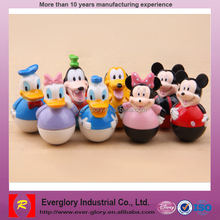 Lovely OEM Model Toy Plastic Custom Action Figure Educational Toys For Kids