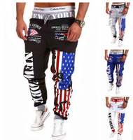 2015 Instyles new fashion mens sweatpants joggers men pants pants sport pants