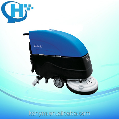 Battery Type Floor Scrubber concrete cleaning machine