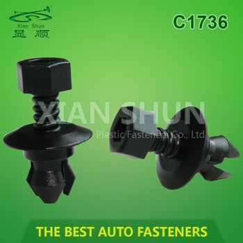 Automotive Clips And Fasteners