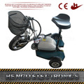 ECO Portable Light Weight Electric Balance Scoote electric double seat mobility scooter