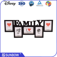 Designs Family Wooden Frames Love photo frame