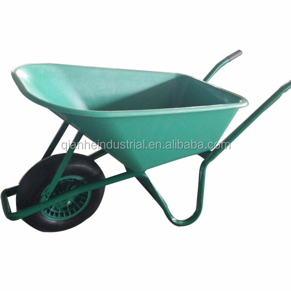 UK building construction farm tools and names hand tools garden leaf cart wheelbarrow with CE certificate wb6414S