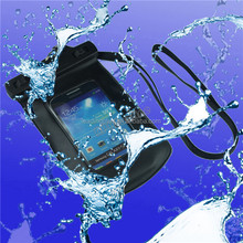 Hot selling phone waterproof case for samsung galaxy s4 mini