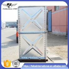 Sectional Bolted Modular Water Tanks, Hot-dipped Galvanized Pressed Steel Water Tank