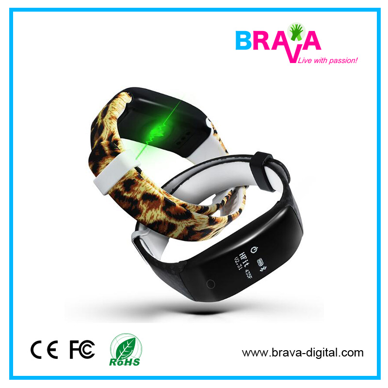 for Xiaomi Band 2 fit bit jw018 smart bracelet bluetooth android speaker manual ip68 waterproof heart rate smart bracelet