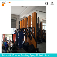 Industrial Powder Coating Painting Robot Used for Automatic Powder Coating Line Machine System