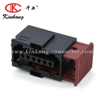 Kinkong Wenzhou Original Accelerator Auto Plug Female 6 Pin Sensor Connector PT2631 For GM Tyco/Amp