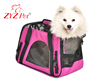 Airline pet carrier handbag for puppy made in China portable dog cage