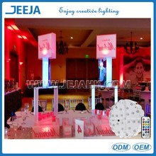 SUPER Bright LED Floral Light rechargeable Floralyte Party Wedding Events Centerpiece Decor