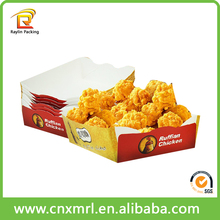 High quality paper box for hamburger wholesale