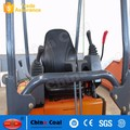 mini hydraulic crawler excavator from china coal group