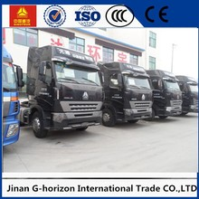 SINOTRUK HOWO A7 6X4 Tractor Truck For Export With The King Of Quantity