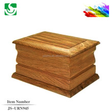 wholesale natural finish urns for pet ashes