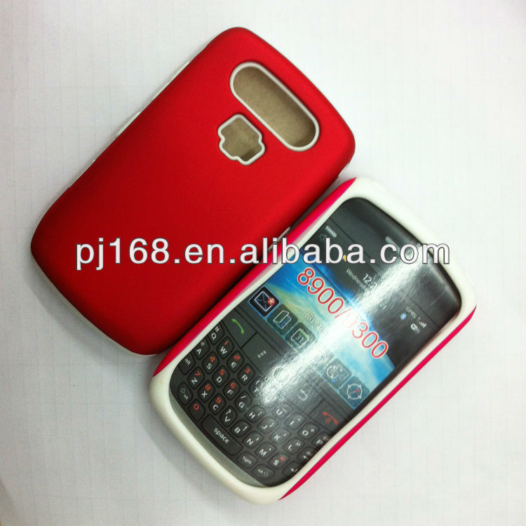 case for black berry 8900,9300,mobile phone case,2 in 1,COMBO,waterproof bag for mobile