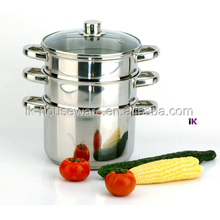 Hot sales spaghetti pot pasta cooker set with cheap price