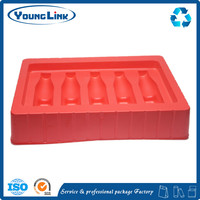 wholesale design plastic blister pack box Transparent Blister Tray