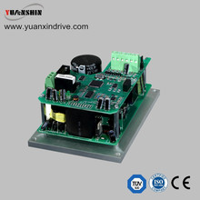 Single board variable frequency inverter 220V 0.4-1.5KW for CNC spindle motor