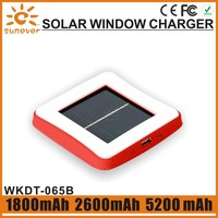 New solar model with best quality 2600mAh flexible solar power bank